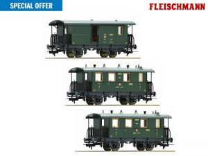 FLEISCHMANN-special offer boxed