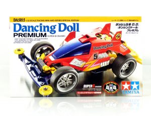 Tamiya-95266-Mini-4WD-Premium-Dash-5-Dancing-Doll-Super-II-Chassis