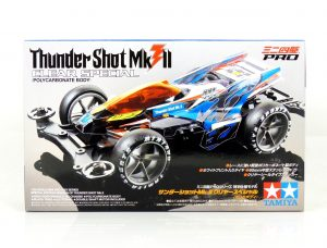 Tamiya-95463-Mini-4WD-Pro-Thunder-Shot-Mk.II-Clear-Special-(Polycarbonate-body)-MS-Chassis