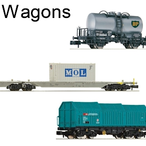 N Wagons