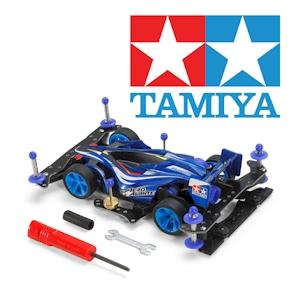 Tamiya Mini 4WD Kits